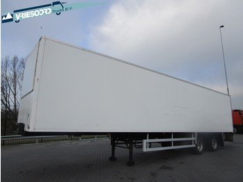 Poolhaagis veoauto Chereau BPDO 12 20: pilt 1