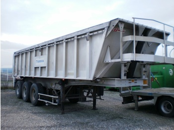 GENERAL  TRAILERS CONSTRUCTION TIPPER TRAILER - poolhaagis veoauto