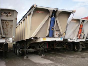 GENERAL  TRAILERS CONTRUCTION TIPPER TRAILER - poolhaagis veoauto