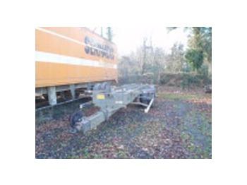nc General Trailers - konteinerveduk/ tõstukiga poolhaagis