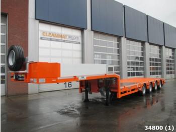 TSR 4SOU-2N NEW! Payload 54 ton's - madal platvormpoolhaagis