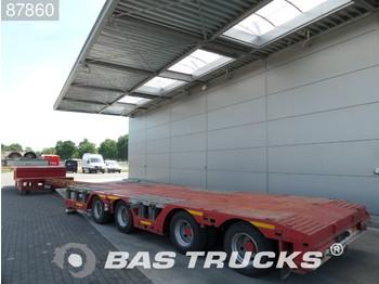 TSR Ausziehbar Max 19.6m 2 Lenkachse Wheel Coils 4SO - madal platvormpoolhaagis