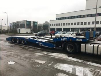 TSR O4/DA 14 Truck / LKW Transport - NL Trail - madal platvormpoolhaagis