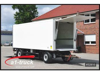 Pótkocsi hűtős Schmitz Cargobull ROHR, Kühlanhänger, LBW, verzinkt: 1 kép.