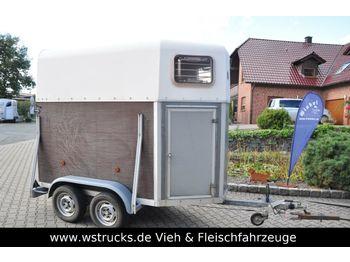 Прицеп для перевозки животных Holz Poly 1, 5 Pferde