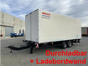 Прицеп-фургон Möslein Tandemkoffer, Durchladbar und LBW