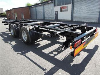 Прицеп-контейнеровоз/ сменный кузов Krone - BDF System, Jumbo/Maxi Ausführung