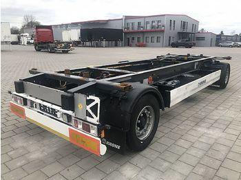 Прицеп-контейнеровоз/ сменный кузов Krone MAXI BDF Anhänger JUMBO: фото 1