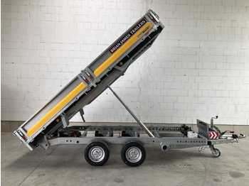Самосвальный прицеп BRIAN_JAMES Cargo Tipper 2 2-Achser Rückwärtskipper