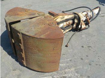28'' Hydraulic Rotating Clamshell Bucket - iskopna žlica