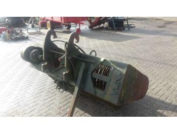 Žlica za razvrstavanje BARNEVELD & Pleysier rotorzeef