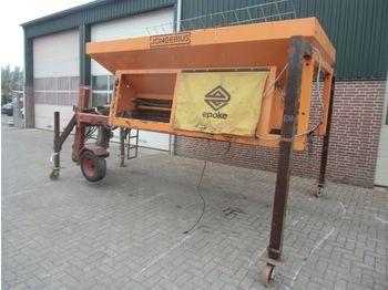 Posipalnik peska/ soli N4562, zoutstrooier vrachtwagen