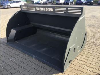 Sprednji nakladalnik za traktor KOCK Hochkipschaufel 2500