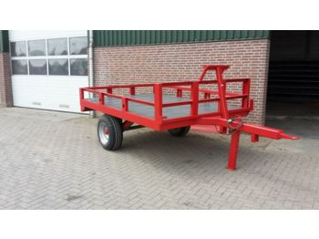 Kiper prikolica New AGOMAC bakkenwagen tipper trailer