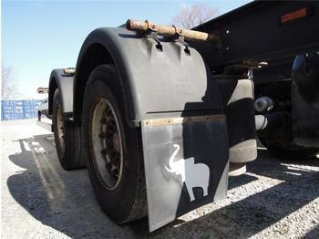 Kontejnerska prikolica/ prikolica z zamenljivim tovoriščem Schmitz Cargobull - BDF System, Jumbo/Maxi Ausführung