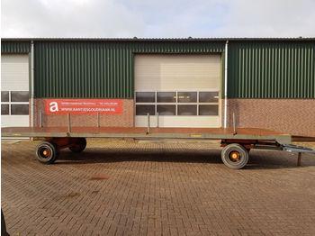 Prikolica s ravnom platformom 15 ton industriewagen