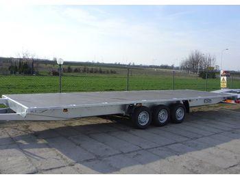 Niewiadów PLATFORMA UNIWERSALNA 650x220m, DMC 3500 kg ! - prikolica s ravnom platformom