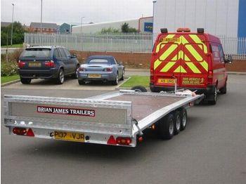 Prikolica za prevoz automobila Brian James Trailers TT-T-303