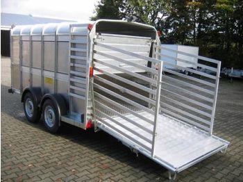 Prikolica za prevoz stoke Ifor Williams TA510