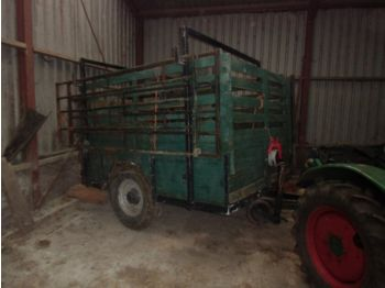 Prikolica za prevoz stoke Veewagen voor 2 a 3 koeien