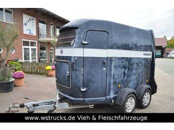 Prikolica za prevoz stoke Westfalia Vollpoly 2 Pferde mit SK
