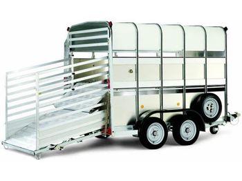 Prikolica za prevoz stoke Williams TA510