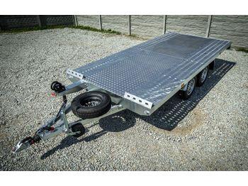 Niewiadów Platforma stalowa MERKURY 45m ! - prikolica za prijevoz automobila