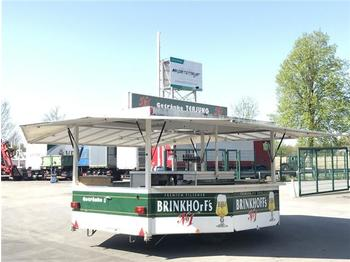 / -  Ausschankanhänger BP 12 - prikolica za prijevoz pića