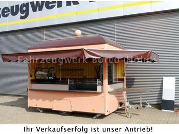 Borco-Höhns Imbiss  - prikolica za prodaju brze hrane