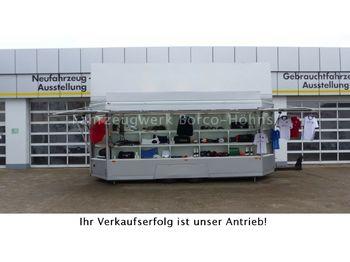 Borco-Höhns Verkaufsanhänger Borcol-Höhns  - prikolica za prodaju brze hrane
