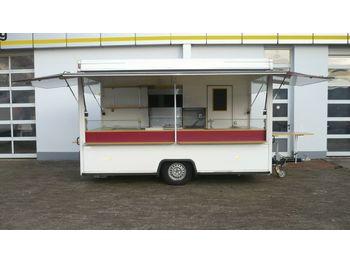 Borco-Höhns Verkaufsanhänger Seba Borco Höhns  - prikolica za prodaju brze hrane