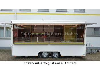 Borco-Höhns Verkaufsanhänger Seba Borco-Höhns  - prikolica za prodaju brze hrane