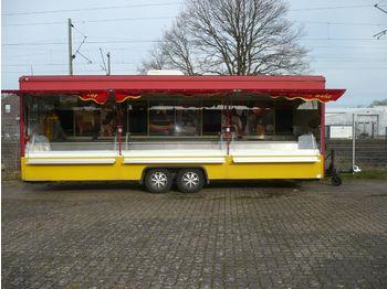 Borco-Höhns Verkaufsfahrzeug Borco-Höhns  - prikolica za prodaju brze hrane