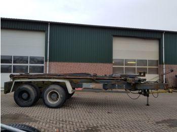 Transporter kontejnera/ prikolica s izmjenjivim sanducima Kabelsysteem GAK 161