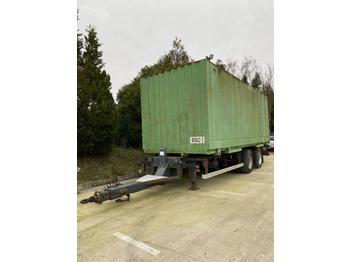 Lecitrailer  - transporter kontejnera/ prikolica s izmjenjivim sanducima