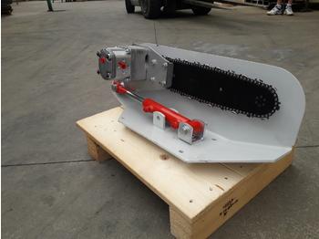 Kit motosega ideale per piccole macchine - čelisti na balíky