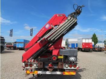 HMF 1730 K4 Kran / Crane - hydraulická ruka