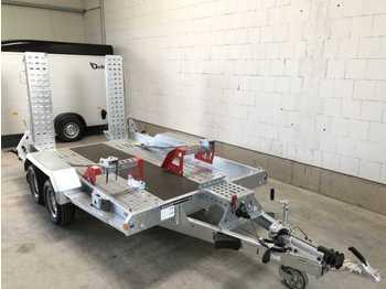 Přívěs BRIAN_JAMES Cargo Digger Plant 2 Trac Maschinentransporter