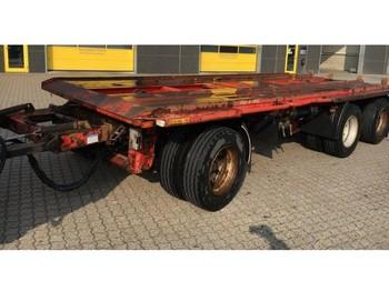 KEL-BERG container chassis - kontejnerovy přívěs/ výměnná nástavba