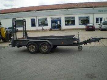 Obermaier SDAH - TPV 3535 - podvalníkový přívěs