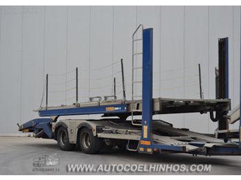 ROLFO Sirio low loader trailer - podvalníkový přívěs