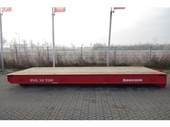 SEACOM RT20/30T LOWBED ROLLTRAILER  - podvalníkový přívěs