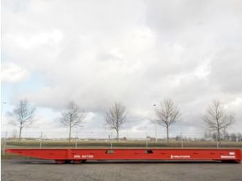 SEACOM RT40/100T ROLLTRAILER  - podvalníkový přívěs