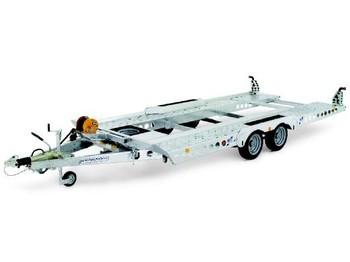 Ifor Williams CT177 - přívěs na přepravu automobilů