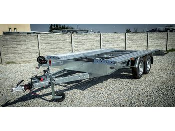 Niewiadów LAWETA JUPITER 45x2m DMC Do 2700kg - přívěs na přepravu automobilů