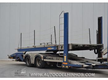 ROLFO SIRIO - přívěs na přepravu automobilů