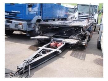 Rolfo 2V1275S0 - přívěs na přepravu automobilů