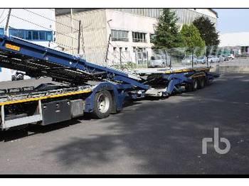 Rolfo C171 T/A - přívěs na přepravu automobilů