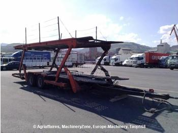 Rolfo NC - přívěs na přepravu automobilů