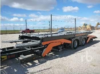 Rolfo PEGASUS R115 T/A - přívěs na přepravu automobilů